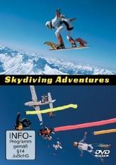 Skydiving Adventures, 1 DVD