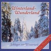 Winterland Wunderland, 1 Audio-CD