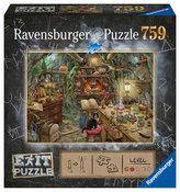 Exit Puzzle: Kouzelnická kuchyně/759 dílků