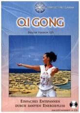 Qi Gong, Deluxe Version, 1 Audio-CD