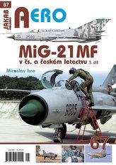 MiG-21MF v čs. a českém letectvu 3.díl