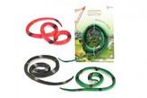 Had gumový natahovací 32cm 3 barvy na kartě 15x23cm