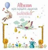 Album mých nejlepších vzpomínek holčička