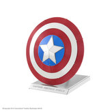 Metal Earth 3D puzzle: Marvel Captain America Shield