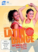 Mein Latin Dance Workout 2, 2 DVDs