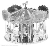 Metal Earth 3D puzzle: Merry Go Round
