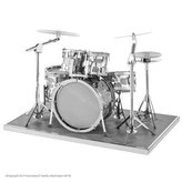 Metal Earth 3D puzzle: Drum Set