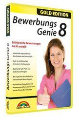 BewerbungsGenie 8, 1 CD-ROM