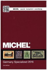MICHEL Germany Specialized Catalogue 2015. Vol.1