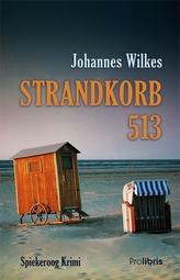 Strandkorb 513