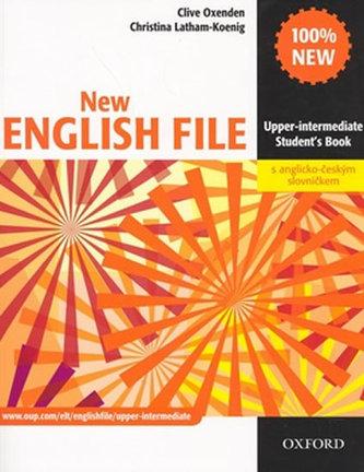 New English File: Upper-intermediate Student's Book - Náhled učebnice