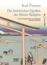 Die historischen Quellen der Shinto-Religion