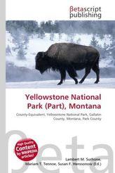 Yellowstone National Park (Part), Montana