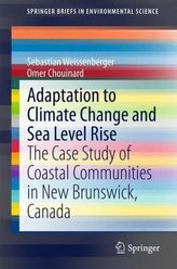 Adaptation to Climate Change and Sea Level Rise
