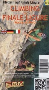Klettern auf Finale Ligure. Climbing to Finale Ligure