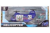Transportní helikoptéra s auty