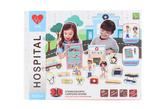 3D pěnové puzzle nemocnice
