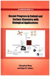 Recent Progress in Colloid and Surface Chemistry
