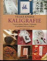 Velká kniha kaligrafie