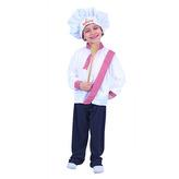 Dětský kostým kuchař (S)