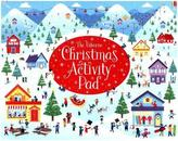 The Usborne Christmas Activity Pad
