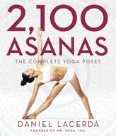 2,100 Asanas