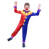 Dětský kostým klaun (M)