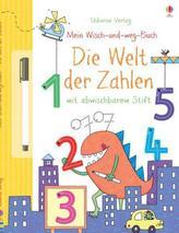 Mein Wisch-und-weg-Buch, Die Welt der Zahlen