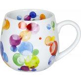 Hrnek buclák - Barevné bubiny / Colourful Cast Bubbles