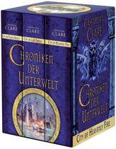 Chroniken der Unterwelt, 3 Bde.