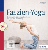 Faszien-Yoga, m. DVD