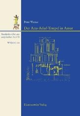 Der Anu-Adad Tempel in Assur
