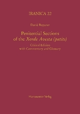 Penitential Sections of the Xorde Avesta (patits)