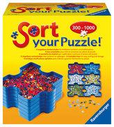 Třídič na puzzle - 6 úložných misek