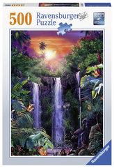 Puzzle Kouzelný vodopád 500 dílků