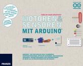 Sensoren und Motoren mit dem Arduino, Original Arduino Micro + 43 Bauteile + Handbuch.