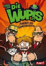 Die Wupis - Angriff der Gemeinagenten