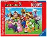 Puzzle Super Mario/1000 dílků