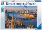 Puzzle Pohled na Londýn/2000 dílků
