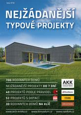 Náš dům XXXVI Nejžádanější typové projekty 2020