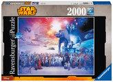 Puzzle Star wars/2000 dílků
