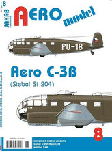 AEROmodel 8 - Aero C-3B ( Siebel Si 204)