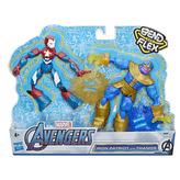 Avengers figurka Bend and Flex duopack