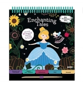 My Scratch Art: Enchanting Tales