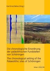 Die chronologische Einordnung der paläolithischen Fundstelle von Schöningen. The chronological setting of the Palaeolithic sites
