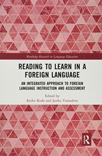 Reading to Learn in a Foreign Language