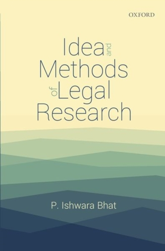 Idea and Methods of Legal Research