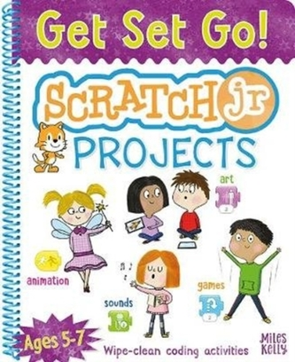 Get Set Go: ScratchJr Projects