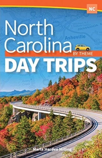 North Carolina Day Trips by Theme