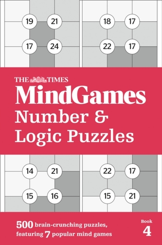 The Times MindGames Number and Logic Puzzles Book 4